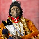 Kiowa,........American Indian by JohnDSmith