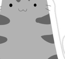 Say No to Catnip Sticker