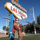 Juggling Jester in Las Vegas by jollykangaroo