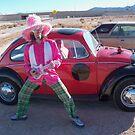 Funky Clown by jollykangaroo