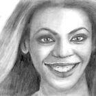 Beyoncé Knowles by stoophilpott