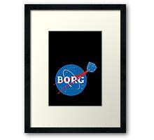 BORG Framed Print