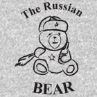URSS Bear by Southclan