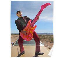 Rock & Roll Man Poster