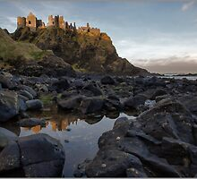 Dunluce Castle by Andrew Watson