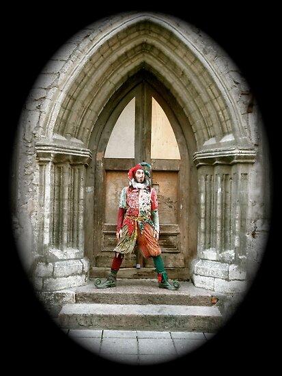 Jester in Europe by jollykangaroo
