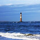 *Morris Island Lighthouse* by DeeZ (D L Honeycutt)