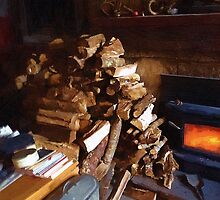 Got Wood by RC deWinter