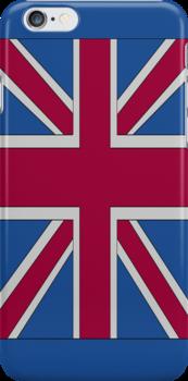 United Kingdom Flag by ZIAS666