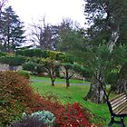 The Gardens of San Maurizio by Roland Pozo