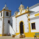 Church of Alvor by kkmarais