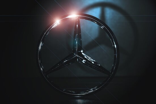Mercedes Benz by Nigel Bangert