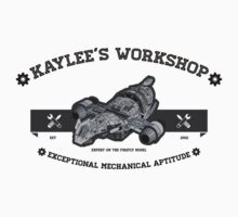 Kaylee's Workshop T-Shirt