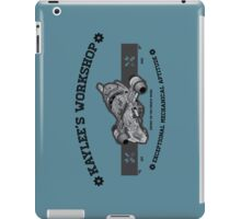Kaylee's Workshop iPad Case/Skin