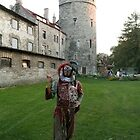 Court Jester in Estonia by jollykangaroo