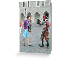 Fooled You! Greeting Card