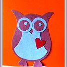 Love Owl by ©The Creative Minds