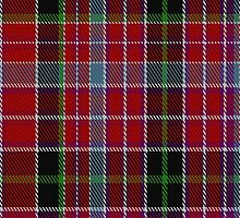 00186 Aberdeen District Tartan Fabric Print Iphone Case by Detnecs2013
