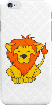 King of the Pride - iPhone by ACImaging