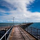 Port Victoria Jetty by jackgreig
