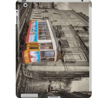 Carris Tram 574 Lisbon iPad Case/Skin