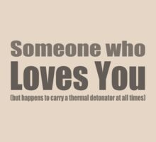 Someone who loves you by Technohippy
