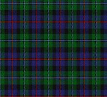00189 Argyll District Tartan Fabric Print Iphone Case by Detnecs2013