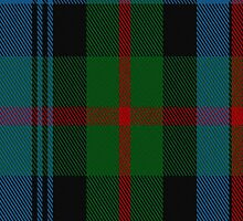 00191 Atholl District Tartan Fabric Print Iphone Case by Detnecs2013