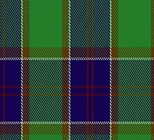00192 Aryshire District Tartan Fabric Print Iphone Case by Detnecs2013