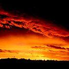 Ballarat Sunset No 1 ... by Erin Davis