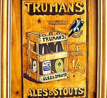 Trumans Ales and Stouts by rod mckenzie