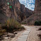 Santa Elena Canyon by Alice Kent