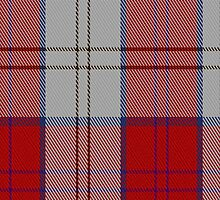 00220 Lennox District Tartan Fabric Print Iphone Case by Detnecs2013
