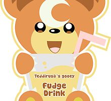 teddirusa`s fudge-drink by Alex Magnus
