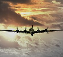 B17 Dawn by James Biggadike