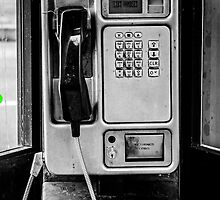 Old Technology on New Technology - The Payphone Story by digihill