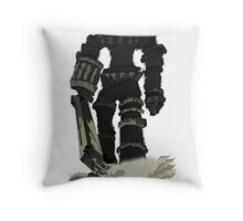 Colossi Throw Pillow
