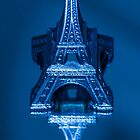 mini Eiffel Tower by John Velocci