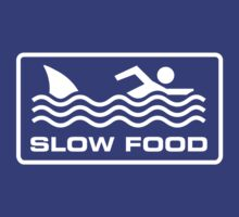 Slow food - Shark by LaundryFactory