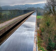 The Aqueduct by Adrian Evans