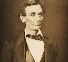 Hesler photograph of Lincoln by Adam Asar