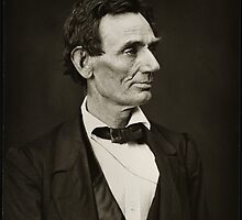 Hesler photographs of Lincoln by Adam Asar