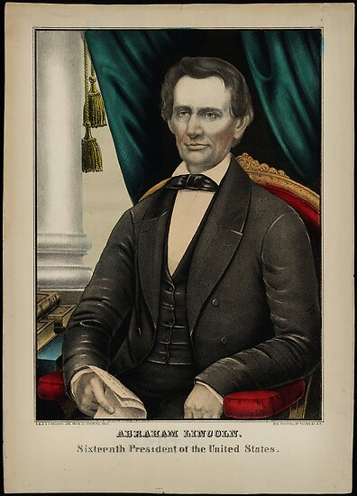 Kellogg portrait of Lincoln by Adam Asar