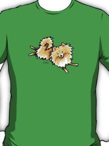 Cute Cream Pomeranian T-Shirt