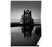 Gothic Abbey Poster