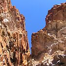 Cliffs 1,  King George River, Kimberleys, WA by Fred1947