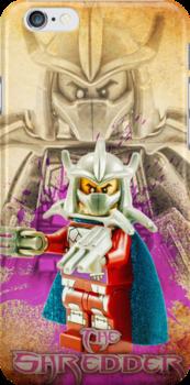 The Shredder by plopezjr