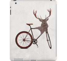 Stag Bike iPad Case/Skin