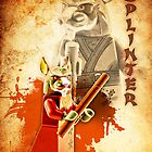 Master Splinter by plopezjr