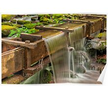 Roaring Fork - Tub Mill  Poster